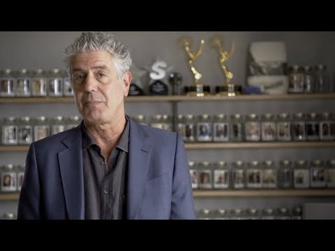 After Trip to Gaza, Anthony Bourdain Accused World of Robbing Palestinians of Their Basic Humanity