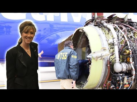 Southwest Passengers Praise Pilot With 'Nerves of Steel' After In-Flight Ordeal