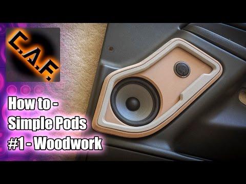 How to Make Simple Door Pods (Part 1)