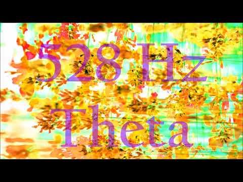 Theta Wave 528 Hz Solfeggio Meditation Music | DNA Healing & Repair