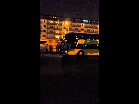 TRANSMISSION - SEVEN SINS 25.10.2014 O2 ARENA PRAGUE - Polish Party Bus