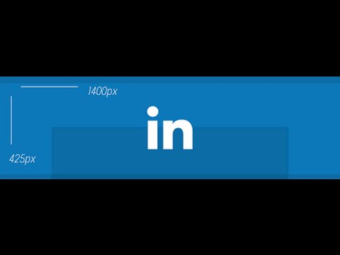How to add a background photo to your LinkedIn profile