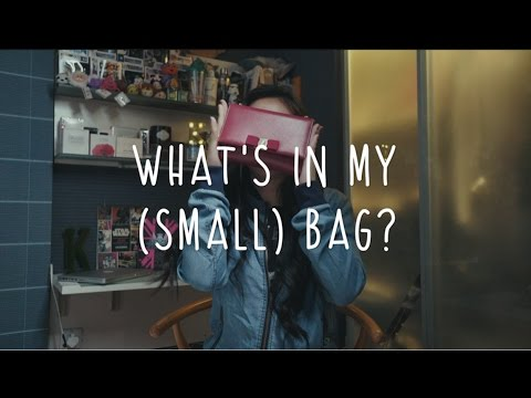 What's In My (Small) Bag?