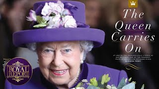 Breaking Down How Queen Elizabeth Keeps Calm And Carries On During Historical Events | PeopleTV