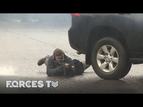 The Elite Military Force Protecting VIPs Around The World | Forces TV