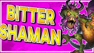 Hearthstone: Bitter Shaman Has Too Much Armor For Exodia Mage