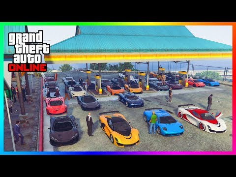 GTA Online Business Consolidation Update NEW Information - Collecting Cargo, Base Delivering & MORE!