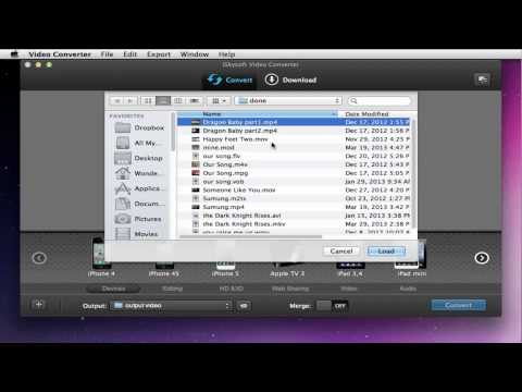How to Convert MP4 to WMV on Mac