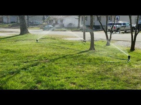 DIY - Basic Sprinkler System