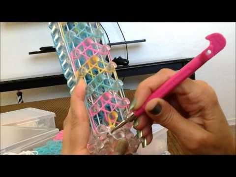 Rainbow Loom Loop the Loop bracelet