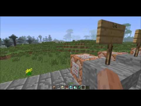Minecraft: Osnovne komande za Command Block