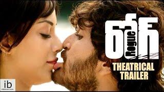 Rogue theatrical trailer | Ishan | Mannara Chopra | Angela - idlebrain.com