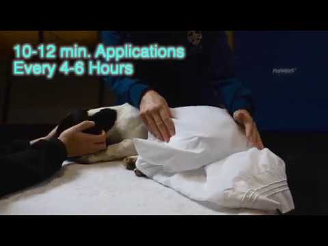 DIY Ice Pack and Application
