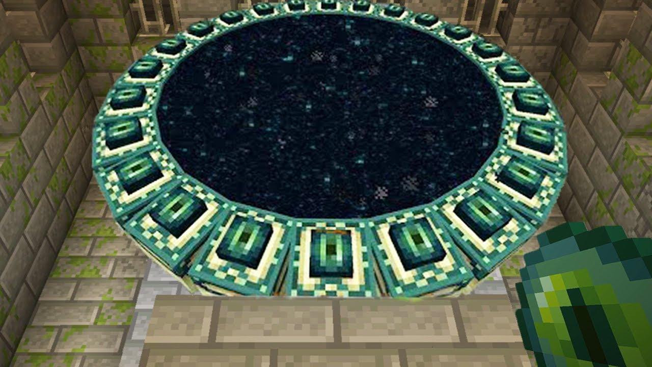 Circle End Portal!