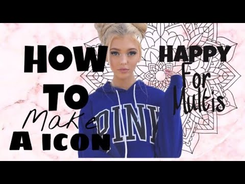 How To Make A Icon For Instagram Free!❤️