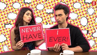 'Loveyatri' Jodi Aayush Sharma & Warina Hussain Get Candid With This Game Of 'Never Have I Ever'!