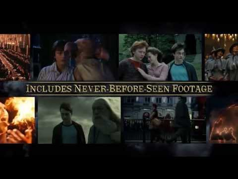 Harry Potter: Wizard's Collection Blu-Ray - Official® Trailer [HD]