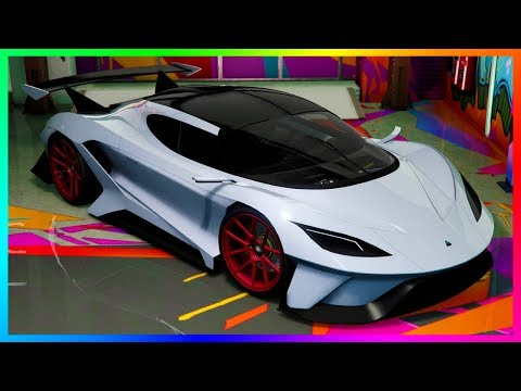 GTA 5 Online ALL NEW Unreleased DLC Super Cars/Vehicles Ultimate Customization Spree & MORE! (GTA 5)