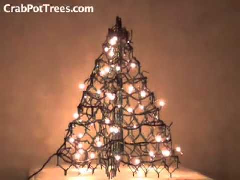 Crab Pot Christmas Trees Twinkler Tree