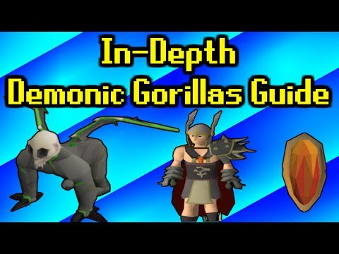 In-Depth Demonic Gorilla Guide - OSRS - PakVim net HD Vdieos
