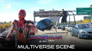 SPIDER-MAN: NO WAY HOME (2021) Exclusive 'MULTIVERSE' OPENING SCENE    Marvel Studios