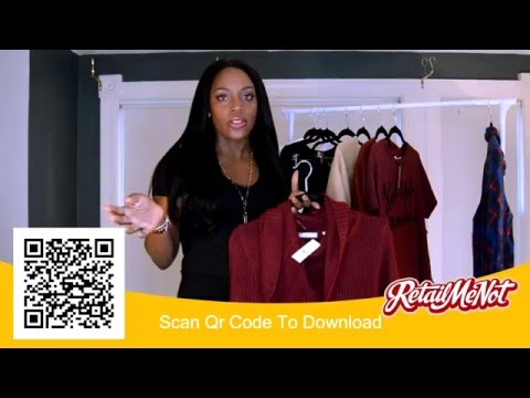 Where to get DISCOUNTS & COUPONS on CLOTHES