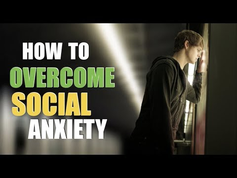 How To Overcome Social Anxiety - Practical Ways To Deal With Social Anxiety!