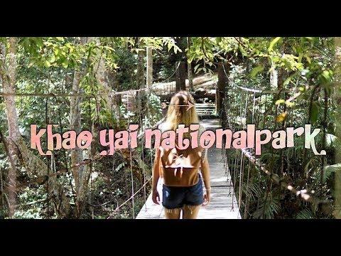 Ein Ausflug in Thailands Khao Yai Nationalpark