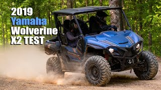 Download 2019 Yamaha Wolverine X2 Test Review Video