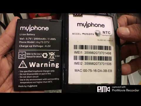 My|Phone My75 DTV (Safe Mode Stuck)