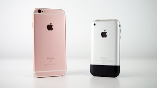 iPhone 6s vs The Original iPhone (The First iPhone/iPhone 2G)
