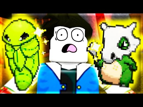 2 SHINY POKEMON IN ROBLOX?! |  Pokémon Brick Bronze ROBLOX!! #4