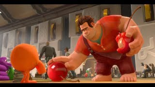 """Wreck-It Ralph: """"Game Central Station"""" Clip"""