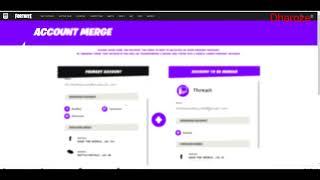 How To Merge Fortnite Account