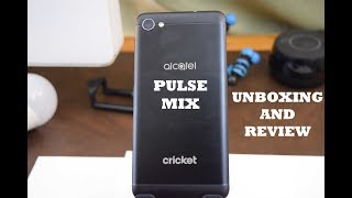 Alcatel Pulse Mix Unboxing And Review