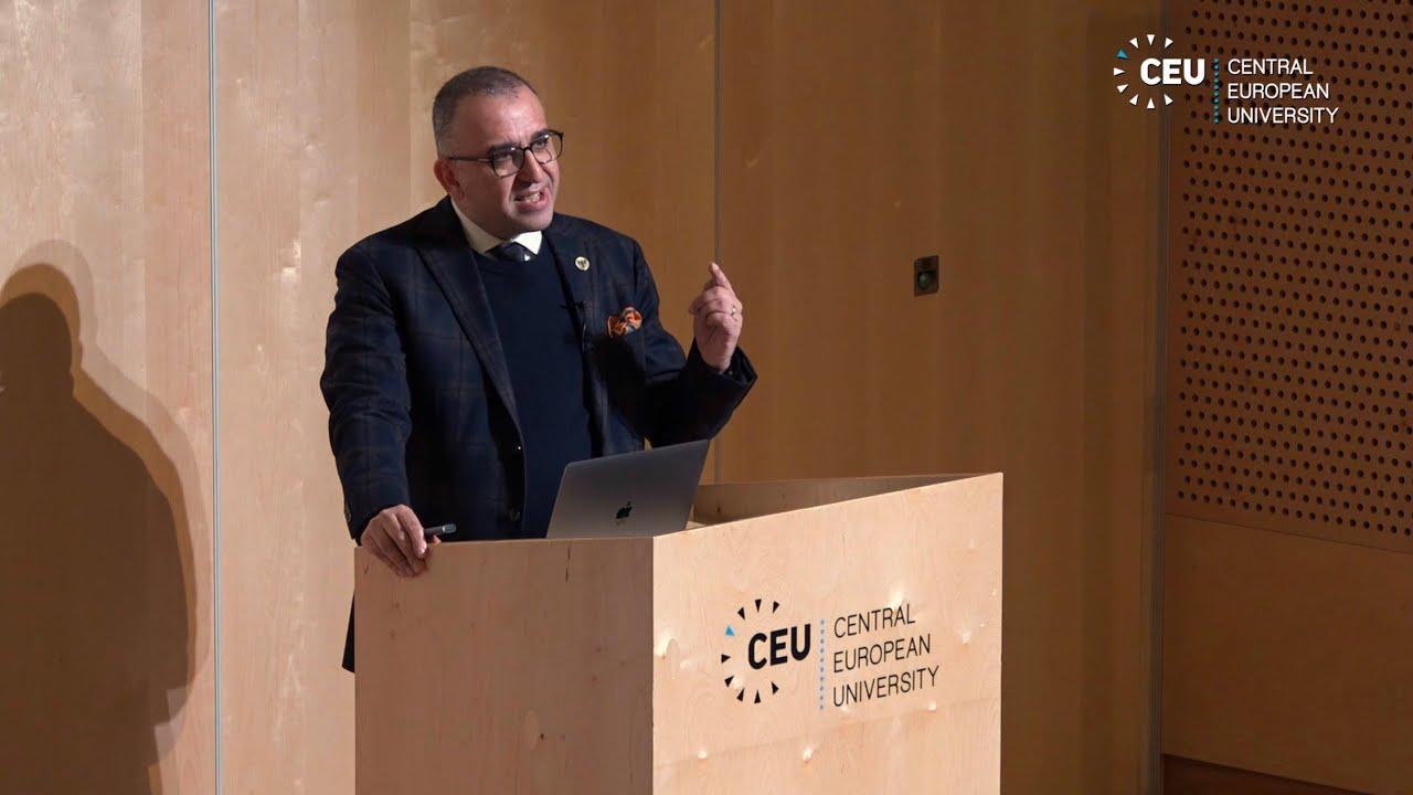 CEU Executive MBA Open Days – Prof. Yusaf Akbar on Agile Strategy
