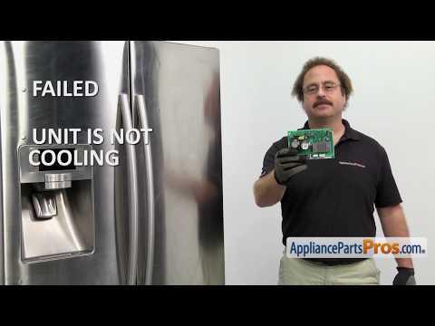 Refrigerator Power Control Board (Part #DA92-00215C) - How To Replace