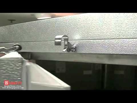 Norlake Kold Locker Walk-In Cooler & Freezer Maintenance Video