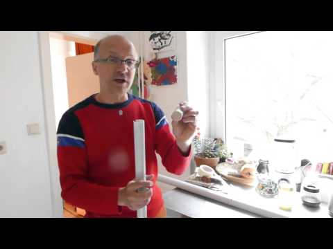 Tutorial #2 How to make a flute from PVC pipe