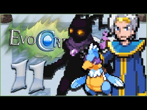AN ANCIENT SPRITE!  - Pokemon EvoCreo w/ SacredFireNegro! (Part 11)