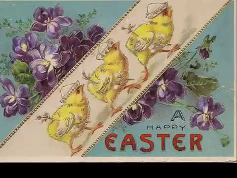 A Collection of Vintage Easter Recipes and Recipe Ads