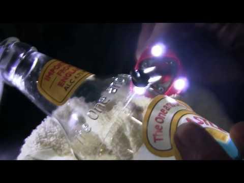 Bottle Cutter Cutting a Beer Bottle Best Method Soldering Iron Stress greenpowerscience