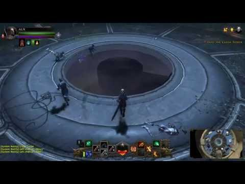 Neverwinter: The Cloak Tower Dungeon PS4 GAMEPLAY HD