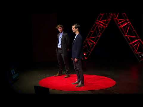 Dare to Unplug | Chris Mire & Nick Barella | TEDxUND