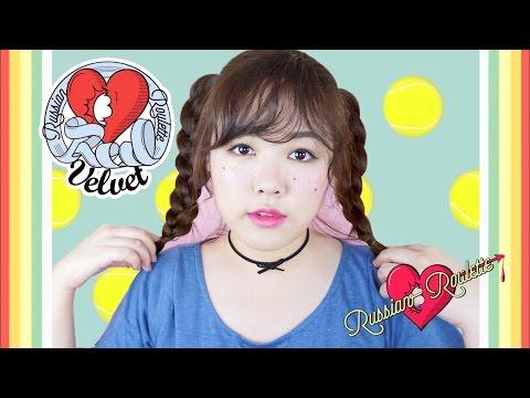 แต่งหน้า Wendy Red Velvet