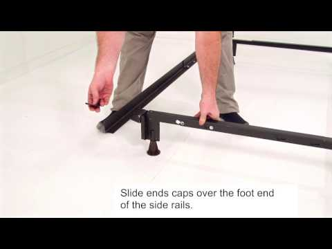Best Bed Frame Twin and Full Size Assembly