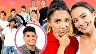 Finding My Twin Sister a Boyfriend | Twin My Heart w/ The Merrell Twins