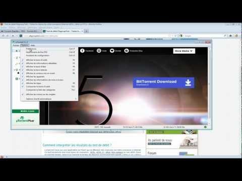 Tuto P2P | Comment accélérer les téléchargements sur uTorrent | Client BitTorrent