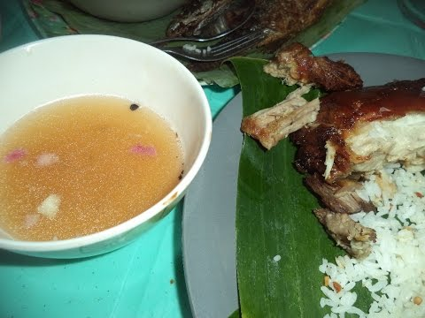 Filipino Style Spiced Vinegar Dip