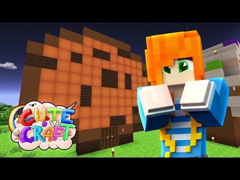 Giant Cookie Home! | Minecraft: CuteCraft - Ep.14